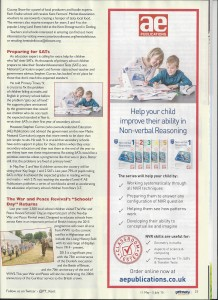 Primary Times May 2015