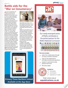 Primary Times Spring 2015