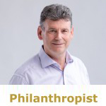 Philanthropist | Dr Stephen Curran © 2018